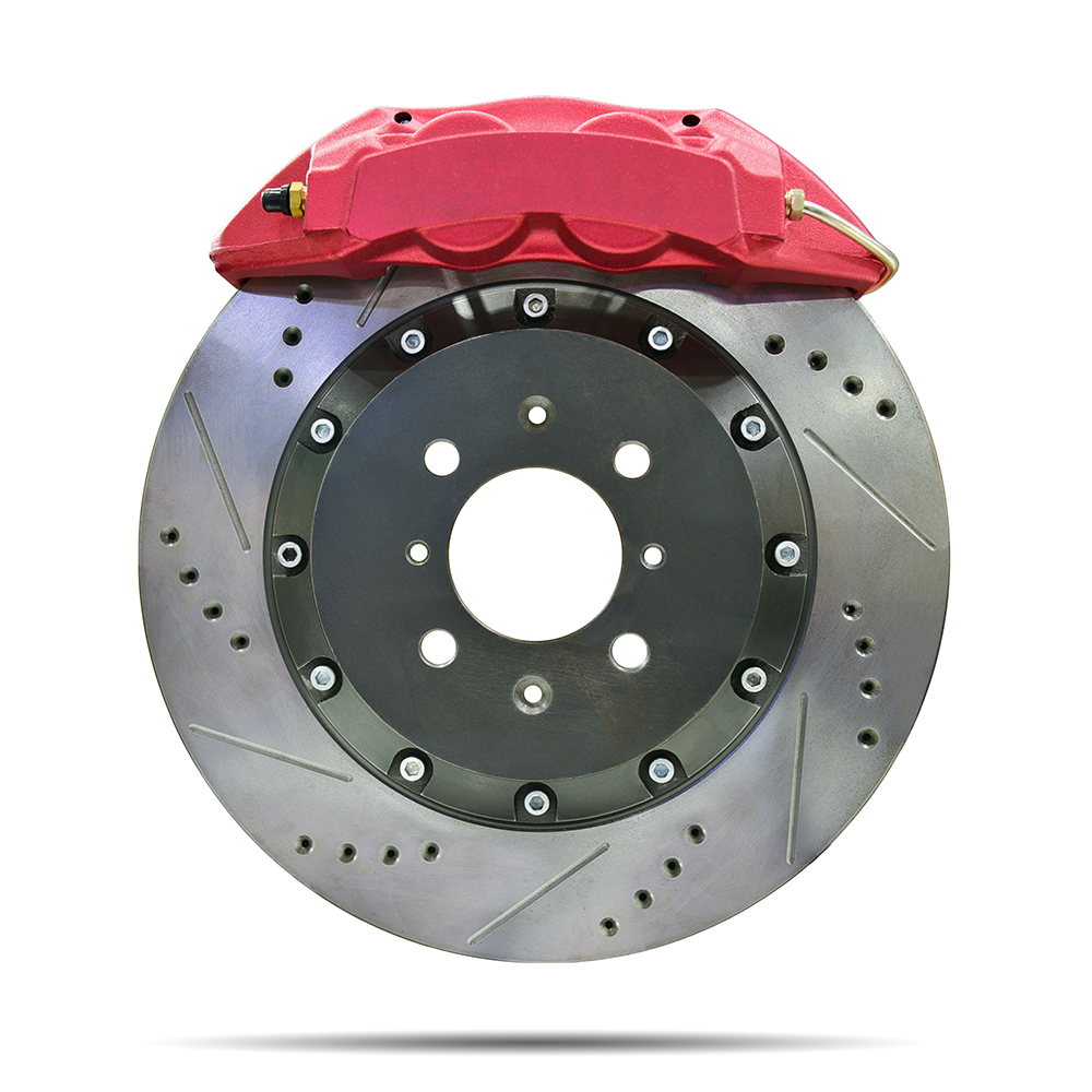 Disc brake isolated on white background. This has clipping path.; Shutterstock ID 781552324