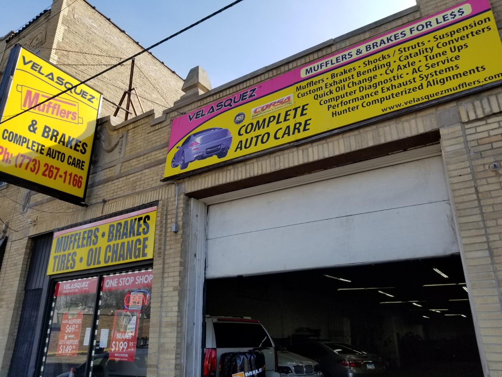 Auto Repair Chicago